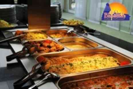 Shri Bheemas - Indian Buffet Lunch For Two - Save 50%