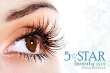 5 Star Beauty Spa - HD Brows - Save 50%