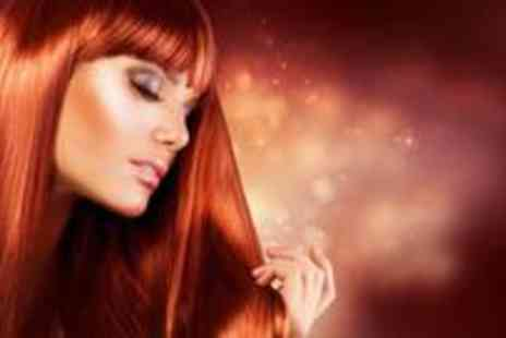 OMG Hair and Beauty - Keratin blow dry and a trim - Save 69%