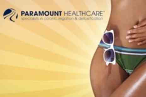 Paramount Healthcare - Full Body Spray Tan and Mini Manicure - Save 60%
