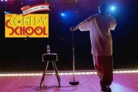The Comedy School - Three Hour Stand-Up Comedy Workshop - Save 61%