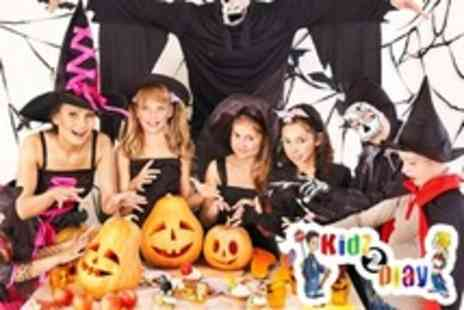 Kidz 2 Play - Halloween Fancy Dress, Breakfast with Santa or Christmas Disco - Save 59%