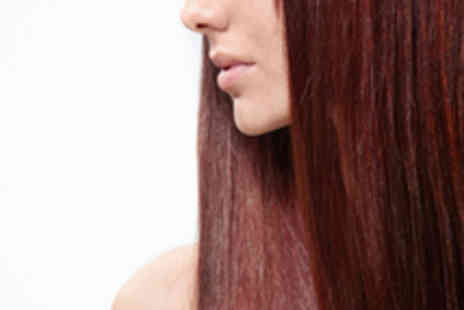64 Blandford Hair Salon - Haircut and Blow Dry with Full Head of Colour - Save 60%