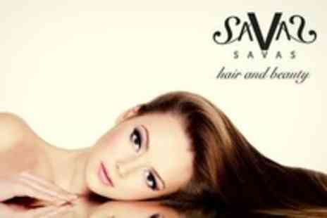 Savas Hair & Beauty - Brazilian Blow Dry - Save 69%