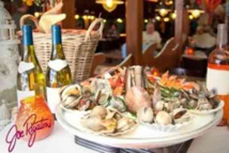Joe Rigatoni - Mixed Seafood Platter With Starters For Two - Save 43%