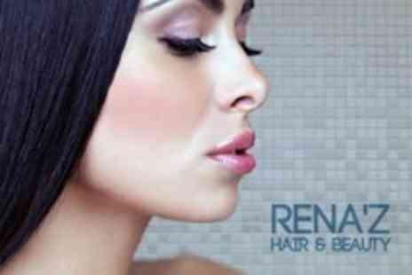 Renaz Hair & Beauty - Full Set of Marvel Lash Extensions - Save 68%