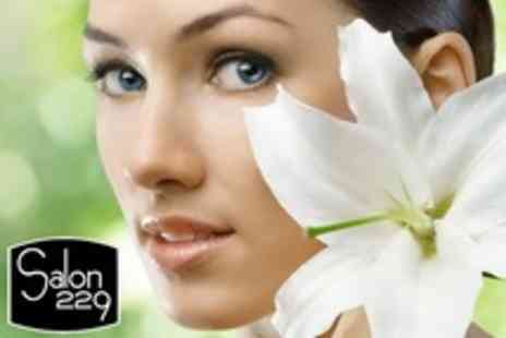 Salon 229 - Three Diamond Touch Microdermabrasion Sessions - Save 61%