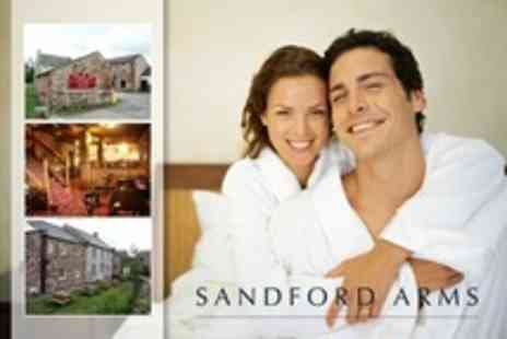 Sandford Arms - Two Night Stay For Two With Breakfast - Save 50%