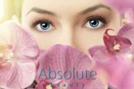 Absolute Beauty - Individual Eyelash Extensions - Save 58%