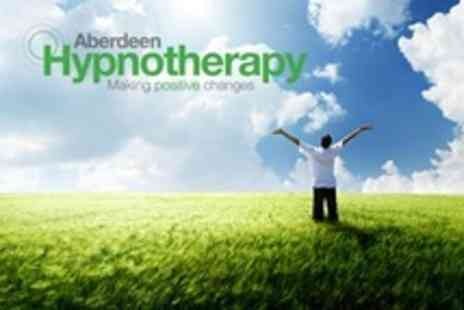 Aberdeen Hypnotherapy - 90 Minute Aberdeen Hypnotherapy Session - Save 51%