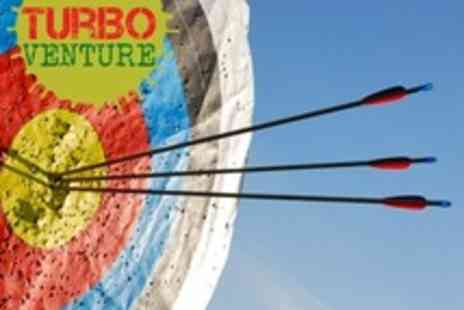 TurboVenture - Archery Lesson For Two Adults - Save 58%