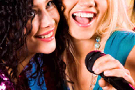 Lucky Voice Private Karaoke - Karaoke Pod Hire for Ten People with Cocktails - Save 82%