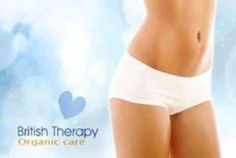 British Therapy - Three Sessions of Gastric Band Hypnotherapy - Save 82%