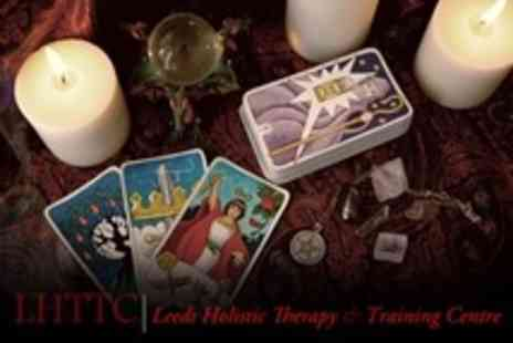 LHTTC - Tarot Reading Workshop For One - Save 20%
