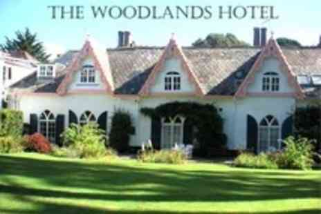 The Woodlands Hotel - Two Night Stay For Two With Three Course Meal and Breakfast - Save 10%