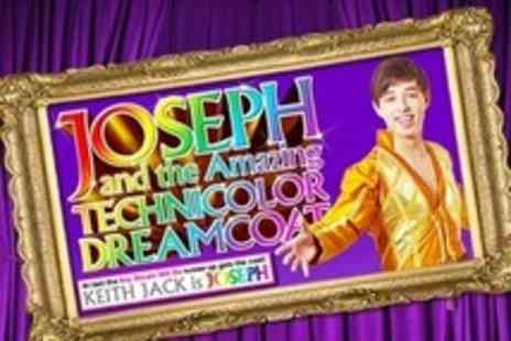 Joseph and The Amazing - Upper Circle Tickets - Save 50%