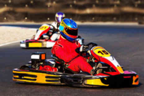 Ace Karting Plus - Sixty laps of indoor go karting - Save 54%