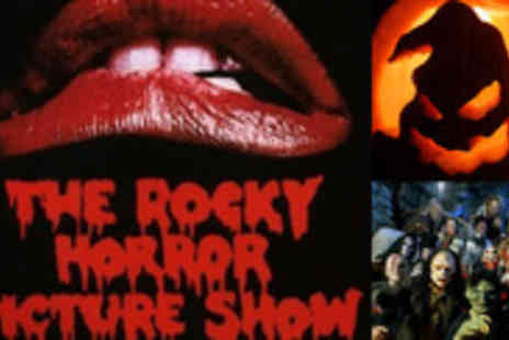 Thinking Bob Events - Tickets to the Rocky Horror Picture Show Halloween Extravaganza - Save 51%