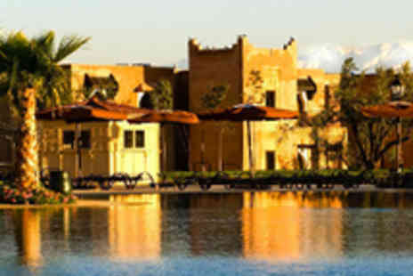 Marrakech Ryads Parc - Three Night Stay for Two in Junior Suite - Save 43%