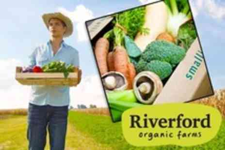 Riverford Organic - Organic Veg Three Boxes With Home Delivery - Save 53%