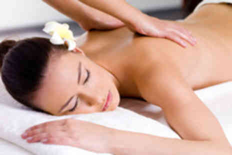 Healing Touches - 75 minute full body massage and steam including an Ayurvedic consultation - Save 64%