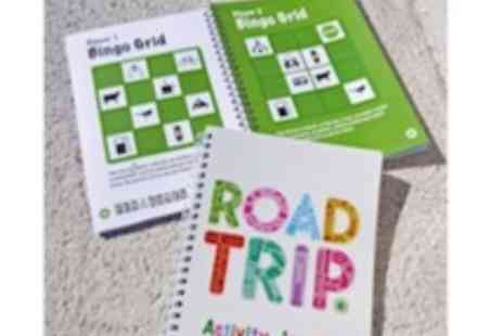 Doodle Bugz - Doodlebugz road trip travel activity journal  hours of fun - Save 56%