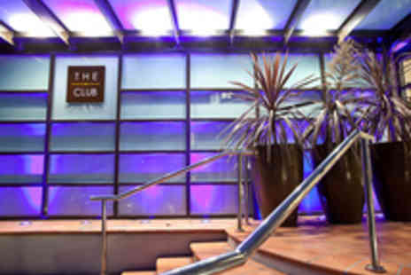 The Club Hotel - Luxury boutique accommodation on a B&B basis with travel and a massage in the spa - Save 32%