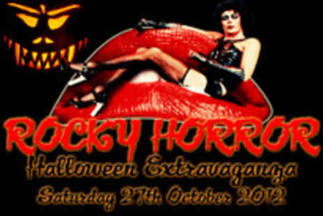 Thinking Bob Events -Tickets for the Rocky Horror Halloween Extravaganza - Save 51%
