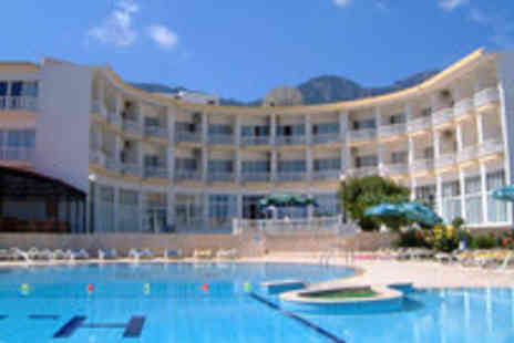 A1Cyprus - Seven night half-board holiday in Kyrenia Northern Cyprus including return flights and transfers - Save 46%
