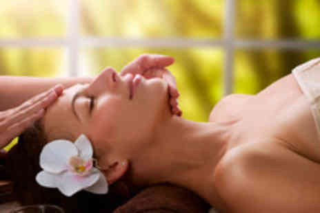 Lavender Beauty - One hour detox body wrap and One hour facial - Save 80%