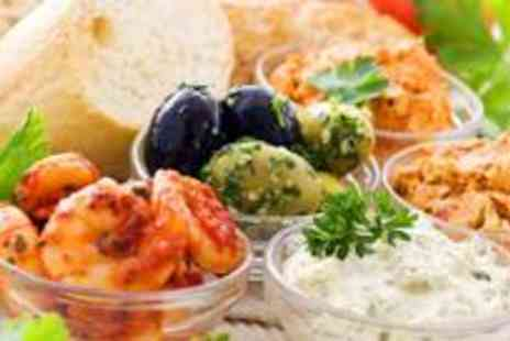 Kosmos Taverna - Greek food voucher for two - Save 60%