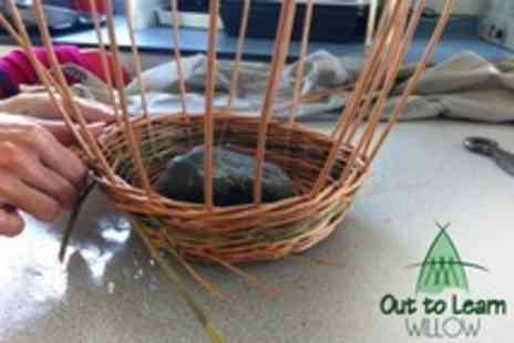 Out to Learn Willow - One Day Willow Weaving Workshop - Save 60%