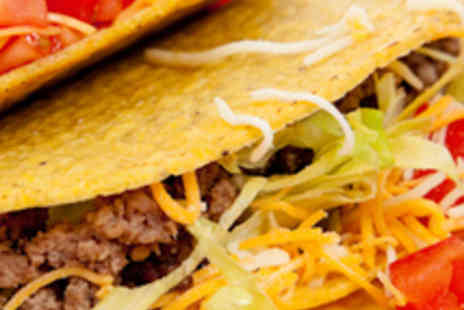 Casa Carlos - Mexican Meal for Two with Soft Drinks - Save 64%