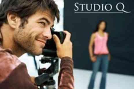 Studio Q Photography - Photography Tuition Four Hour Class - Save 88%