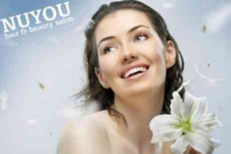 NuYou - Three Microdermabrasion Sessions - Save 66%