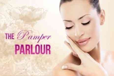 The Pamper Parlour - 75 Minute Facial - Save 50%