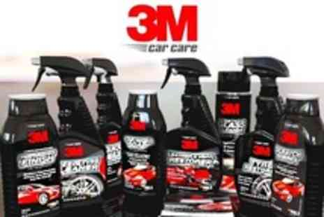 3M - 3M Car Care Kits - Save 50%