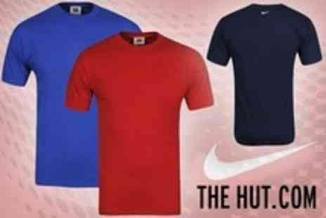 The Hut Group - Two Nike Mens Short Sleeved T Shirts Including Delivery - Save 63%