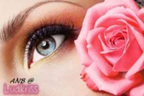 ANB at Ludikriss - Lash and Brow Beauty Course For One - Save 73%