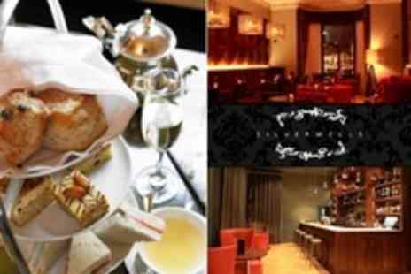 The Silverwells - Sparkling Afternoon Tea For Two - Save 52%