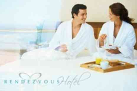 Rendezvous Hotel - One Night Stay For Two With Breakfast and Chocolates - Save 48%