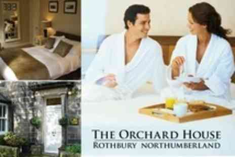 The Orchard House - One Night Stay For Two With Breakfast - Save 41%