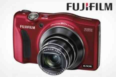 Born on the Streets - Fujifilm FinePix 16MP Camera - Save 44%