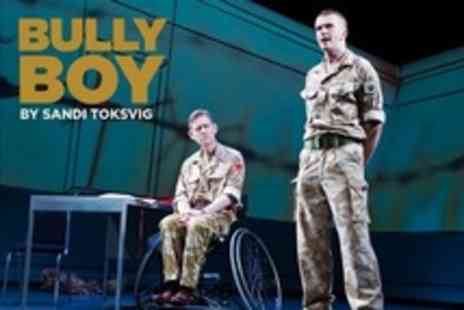 St James Theatre - Band A Ticket to Bully Boy - Save 50%