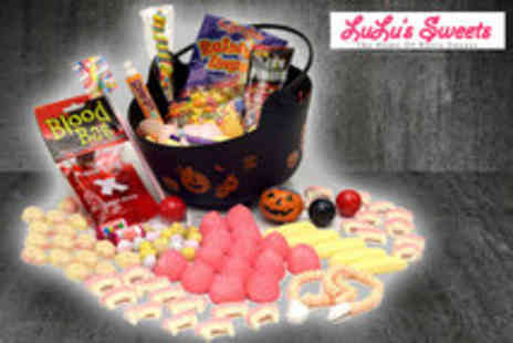 Lulu Sweets - Halloween Retro and Modern Sweet Cauldron - Save 58%
