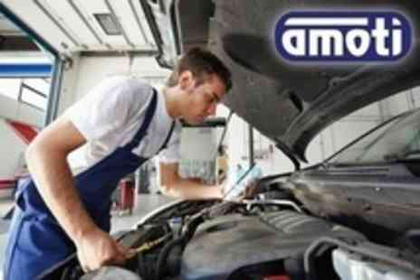 Amoti Service Centre - Full Car MOT and Valet - Save 73%