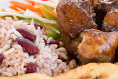 Raggas - Two Course Caribbean Meal for Two with Drinks - Save 50%