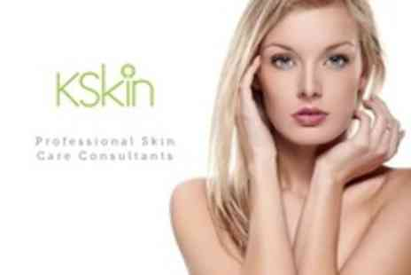 KSkin Laser Clinic - Two Thread Vein or Facial Treatments Sessions - Save 69%