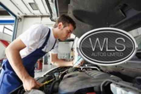 WLS Autos - 50 Point Service With Oil Change - Save 61%