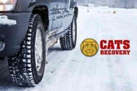 CATS Recovery - Annual Breakdown Recovery Membership Plus Winter Health Check - Save 62%